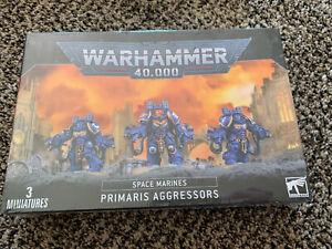 Primaris Aggressors Space Marines Warhammer 40K NIB