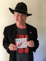 """THE MONKEES """"GOOD TIMES!"""" CD SIGNED AUTOGRAPHED 2U BY MICKY DOLENZ!"""
