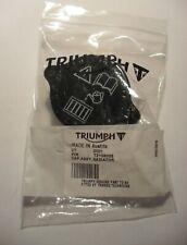GENUINE TRIUMPH DAYTONA SPEED TRIPLE SPRINT TIGER 1050 TT600 RADIATOR CAP LID