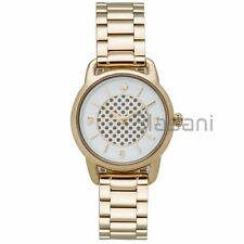 Kate Spade Original KSW1166 Women's Boathouse Gold Stainless Steel Watch 30mm