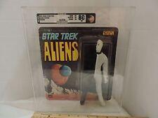 Vintage Original MEGO 1975 Star Trek Aliens Cheron 1st Series Card AFA 80NM