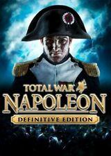 Total War: Napoleon Definitive Edition Europe Region Game Key (Steam)