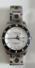 Tissot PRS 516 Automatic 50mt/165ft sapphire crystal stainless steel