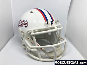 Custom NEW Florida Gators 2021 9/11 Memorial Alternate Mini Football Helmet