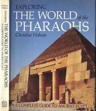 Exploring the world of the Pharaohs. A complete guide to Ancient Egypt. 1987. IE