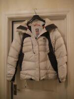 Ladies Nike Down Coat Size XXL UK 18-20 Warm Winter Jacket