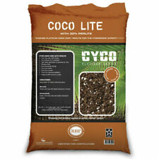 5 x Cyco Platinum Series Coco Lite with 30 Perlite - 50L Bags RHP Buffered