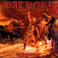Bathory HAMMERHEART 180g BLACK MARK Viking Metal NEW SEALED VINYL 2 LP
