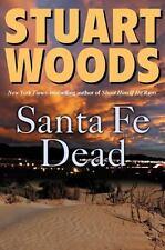 Santa Fe Dead by Stuart Woods (2008, Hardcover)