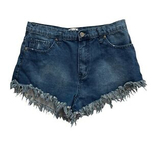 Clio Distressed cut off jean shorts Size 29