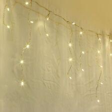 292 LED WARM WHITE WEDDING CHRISTMAS ICICLE LIGHT with Memory
