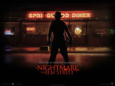 Poster NIGHTMARE Manifesto - Freddy Krueger ART Cinema
