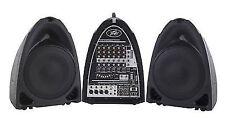 Peavey PVI Portable PA Speaker System 300w Inc Cables