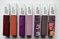 Maybelline Super Stay Matte Ink Long Lasting Lip Colour Liquid Lipstick