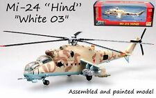 Russian Mil Mi-24 hind helicopter 1/72 diecast plane Easy model