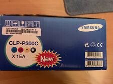 Samsung CLP-P300C Rainbow kit - Toner cartridge colour (cyan, magenta, yellow, b