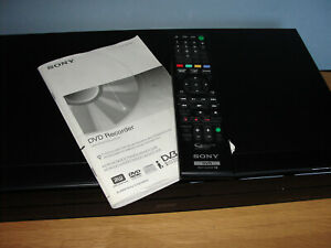 Sony RDR-DC100 HDD and DVD recorder - 160GB hard drive
