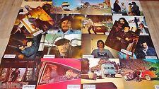 charles bronson Mr MAJESTYK  ! rare jeu 18 photos cinema lobby cards 1974