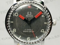 Vintage Titus Mens Analog Dial Mechanical Handwinding Movement Wrist Watch OG144