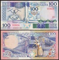 100 SHILLINGS 1983 SOMALIE / SOMALIA - P35a 100 shilin