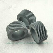 3pcs Rubber Roller Pickup Fit For Riso Ez 200 220 300 230 330 370 390 570 590