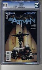 Batman (2011) # 5 - CGC 9.8 WHITE  Pages - Court of Owls