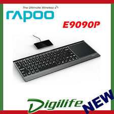 Rapoo E9090P Wireless Illuminated Keyboard with Touchpad