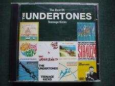Teenage Kicks The Best Of The Undertones CD.Disc Is In Very Good Condition.