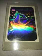 1990 Marvel Universe Series 1 Silver Surfer MH3 Hologram Chase Card