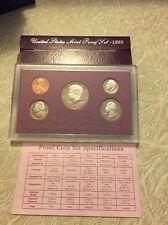 1989 U.S. Mint Proof Set