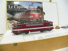 ROCO 43563 E-LOK SERIE BB 9292 LE-CAPITOL der SNCF  MUSEUMS-EDITION    NH7125