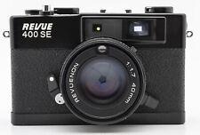 Revue 400SE Revuenon 40mm 1.7 Optik Sucherkamera