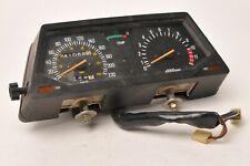 Yamaha Vision XZ550 Speedometer Tachomter Gauges Instrument Cluster KM/H 41088Km