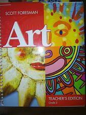 Scott Foresman Art, Grade 3 Teacher's Edition 9780328080427