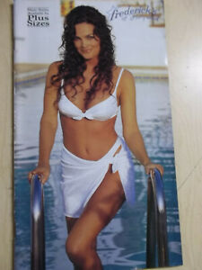 Frederick's of Hollywood 1995 Version 5200-R Vol. 93 Issue #403 2nd cover SEXY