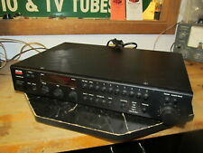 Adcom Gtp-500 Preamplifier/Tuner, Works Well