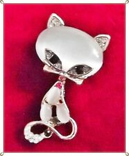 Opal und Strass Regenschirm Brosche Pin Nette Korea Stil Broschen für FrauRSDE