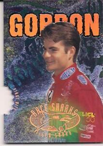 1996 Wheels Race Sharks Tiger Shark First Bite Jeff Gordon #2