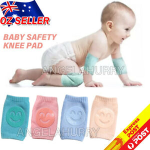Baby Crawling Knee Pads Protector Toddler Legs  Infant Antislip Cushion NEW