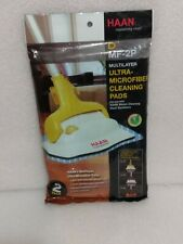 HAAN MF-2P Multilayer Ultra Microfiber Cleaning Pads 2 Pack FS-20 FS-30 FS-50
