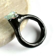 1 Pc Raw Opal High Fire Beautifully Made Gemstone Stackable Woman Ring Jewelry