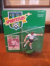Bryan Robson England 1989 Sportstars Action Figure Kenner NIB Three Lions