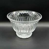 """Shannon Crystal  by Godinger Sutton Place Bowl Large Dia 11""""  7 1/2"""" High  1 Gal"""