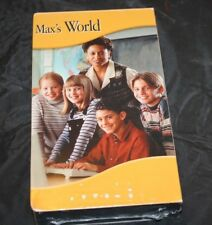 VHS  Max's World (RC)