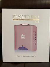 100% Brand New - Kiara Sky -Beyond Pro Rechargeable Led Lamp V 00006000 olume Ii - Pink
