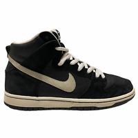 2008 Nike SB Dunk High Pro Venom Size 7 - Black / White VTG Marvel SB 305050 008