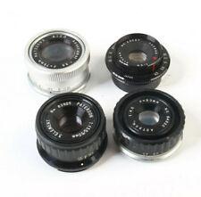 Job lot of Enlarging Lenses - fungus/cloudy - need a clean