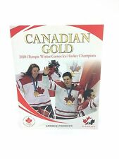 Canadian Gold: 2010 Olympic Winter Games Ice Hockey Champions Books I OP85