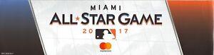 Miami Marlins--2017 All Star Game Bumper Sticker