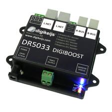 Digikeijs® DR 5033 ADJ DCC Booster+Schaltnetzteil 3A Z21® H0 TT N Modellbahn
